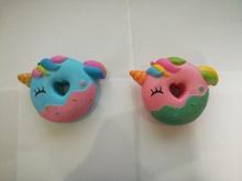 Hot Selling Mixed Squishies Donuts Unicorns Squishy Slow Rising Toys