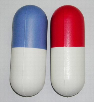 Wholesale Capsule Pill PU Foam Stress Reliever Gift Toy