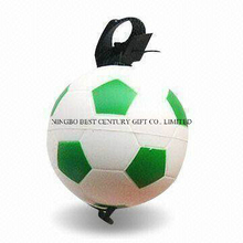 PU Stress Ball Yo-Yo Soccer Foam Ball Design Toy