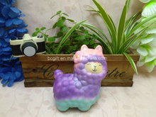 Big Beauty Sheep Lamb Squishies PU Slow Rising Squishy Toys