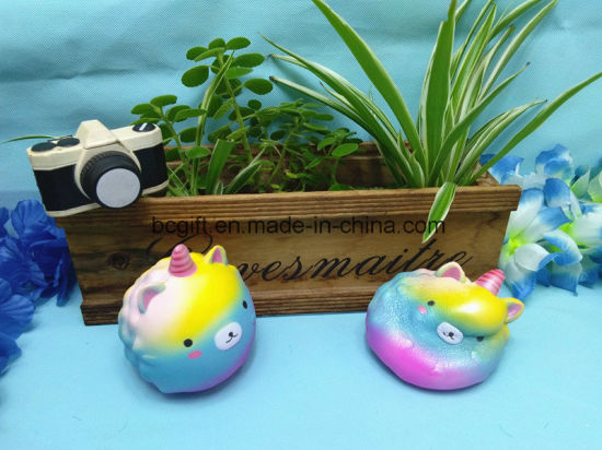 Wholesale PU Princess Sheep Squishy Cute Scented Slow Rising Toy