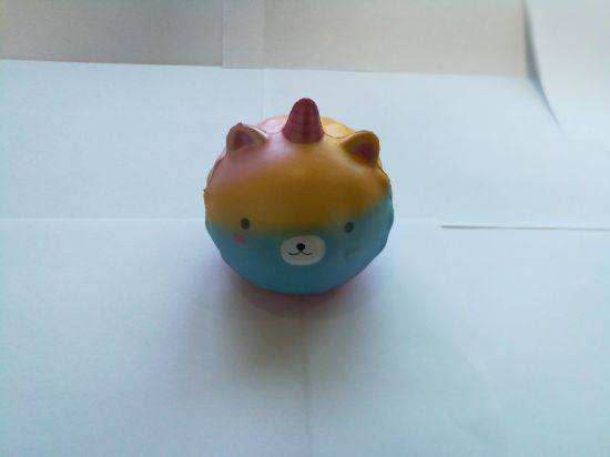 Hot Selling Unicorn Princess Sheep PU Slow Rising Squishy Toy