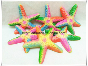 Wholesale Starfish PU Squishy Super Soft Slow Rising Toy Squishies