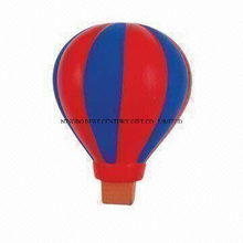 PU Antistress Ball Hot Air Balloon Design