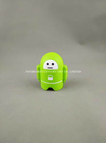 PU Foam Squeeze Stress Toy Robot Design