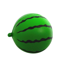 Wholesale Squishy Toy Small Watermelon PU Slow Rising Scented Toys