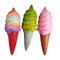 PU Squishy Ice-Cream Cone Jumbo Squeeze Soft Slow Rising Toy