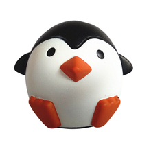 PU Fat Male Penguin Shape Squishy Slow Rising Toy